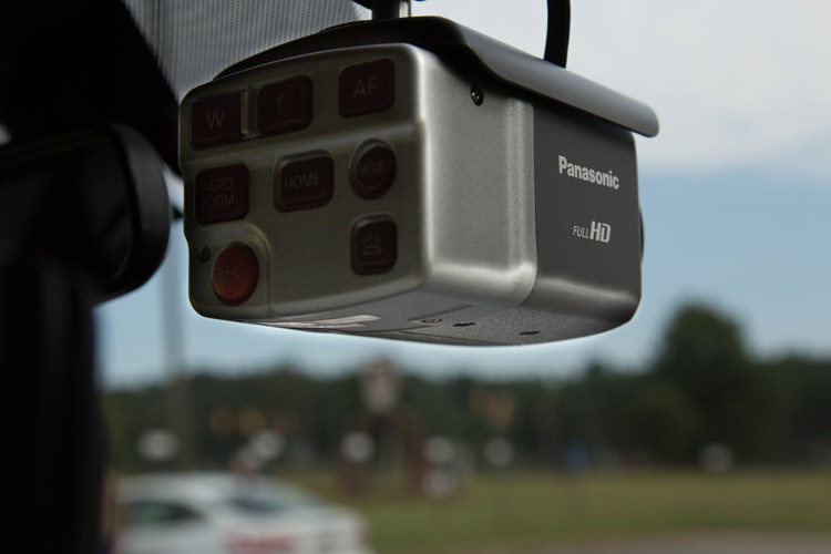 Panasonic Arbitrator 360 HD - Application Photo