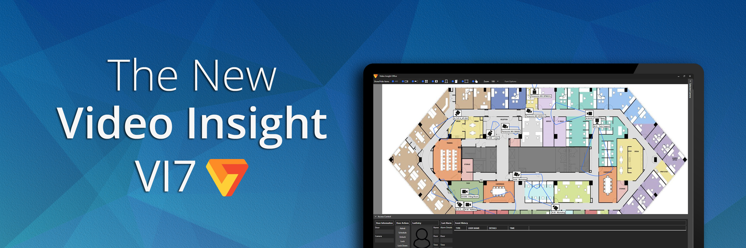 Video Insight 7.4 VMS Software