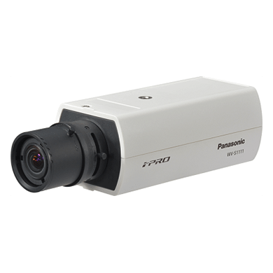 WV-S1111 i-Pro Fixed Security Camera