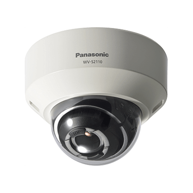 WV-S2110 i-Pro Dome Security Camera