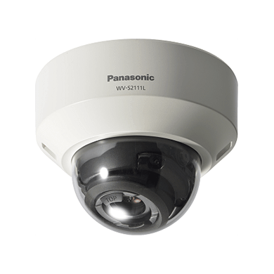 WV-S2111L i-Pro Dome Security Camera