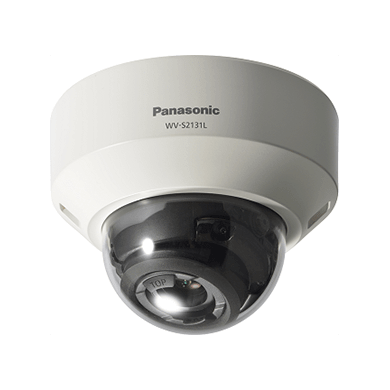 WV-S2131L i-Pro Dome Security Camera