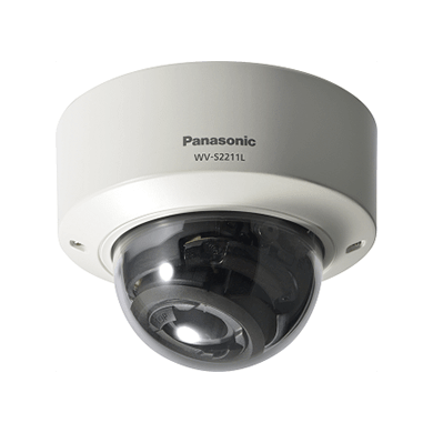 WV-S2211L i-Pro Dome Security Camera