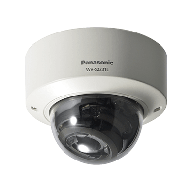 WV-S2231L i-Pro Dome Security Camera