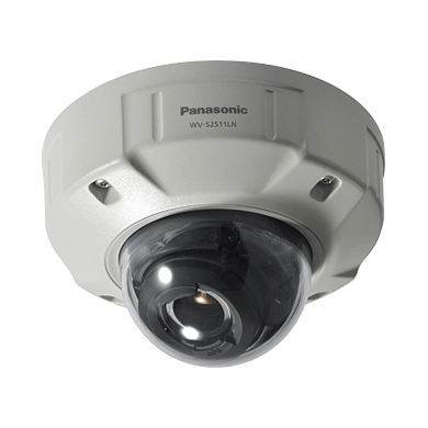 WV-S2511LN i-Pro PTZ Security Camera