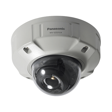 WV-S2531LN  i-Pro Dome Security Camera