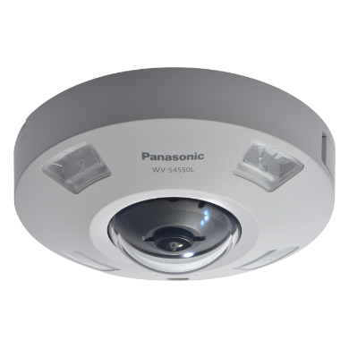 WV-S4550L Panasonic i-Pro 360° Security Camera