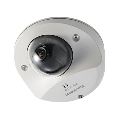 WV-SFV110 i-Pro Dome Security Camera