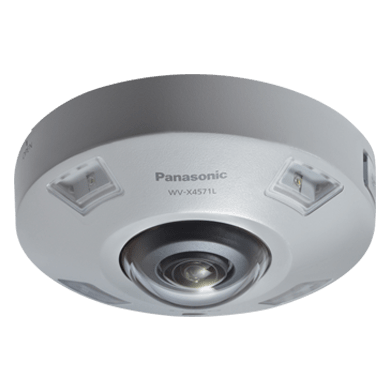 WV-X4571L(M) Panasonic i-Pro Security Camera