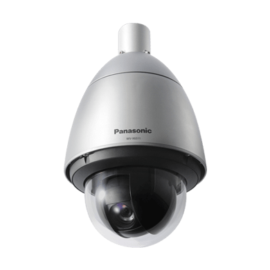 WV-X6511N i-Pro PTZ Security Camera