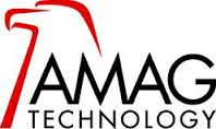 AMAG Technology Logo and Partner in Video Security