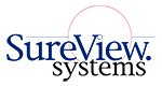 SureView Logo and Partner in Video Security